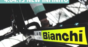 Bianchi's new endurance road bike for 2014: Infinito