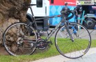Close up: Tyler Farrar's Cervelo R5 (2014)