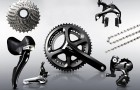 11-speed Shimano 105, compact and standard crankset intercompatibility, plus new hydraulic disc brakes for mechanical sets