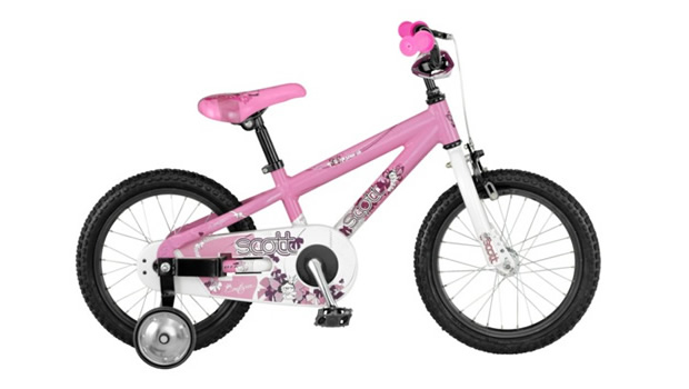 A buyer's guide to kids' bicycles