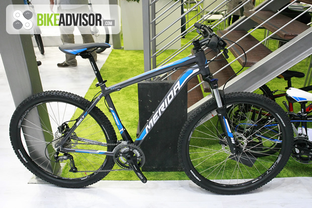 Eurobike 2013 More 27 5 Inch Wheels From Merida Coming